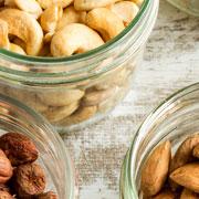Semillas y frutos secos: beneficios y propiedades